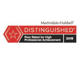 Martindale-Hubbell AV Distinguished